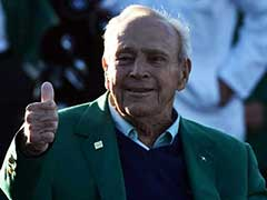 Arnold Palmer 'Watching Over' US Team In Ryder Cup Triumph