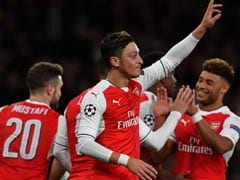 Arsenal Must Stay Grounded, Says Arsene Wenger After 6-0 Win Over Ludogorets