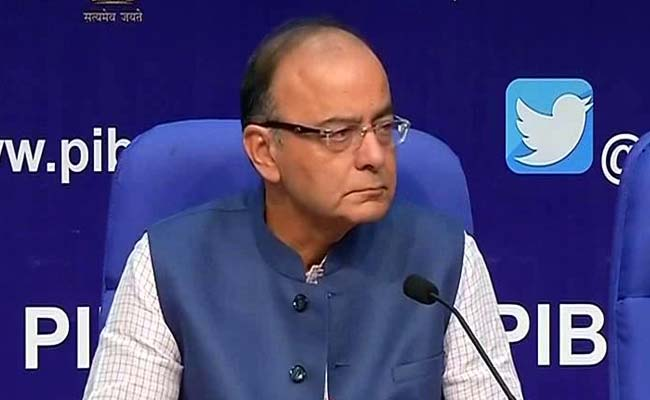 IDS: Rs 65250 crore declarations made, says Jaitley