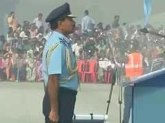 Indian Air Force Ready To Take Up Any Challenge, Says Chief Arup Raha