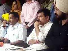 Arvind Kejriwal Accuses Akali Dal Of Funding Congress Campaign In Punjab