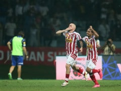 Indian Super League: Iain Hume Guides Atletico de Kolkata to Win Over Delhi Dynamos