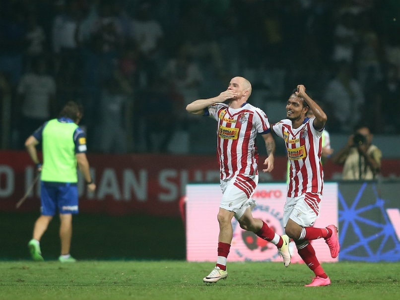 Atletico de Kolkata Defeat NorthEast United FC 2-1 in ISL