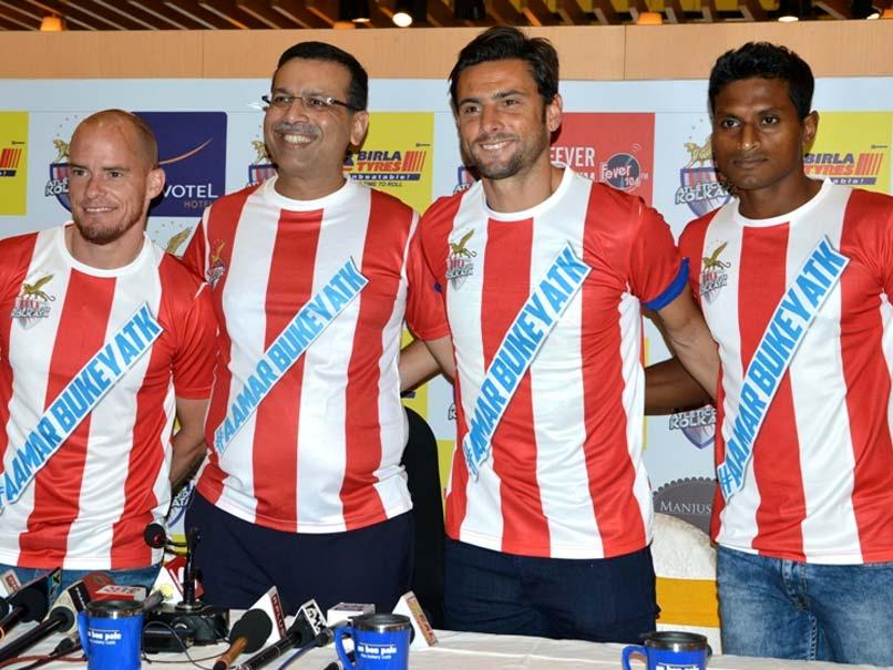 Atletico de Kolkata Face Chennaiyin Challenge in ISL Campaign-Opener