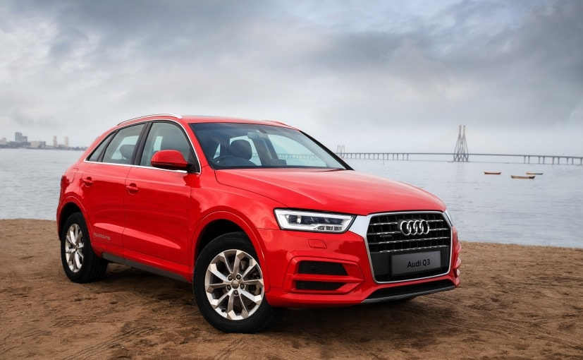 Audi Q3 Dynamic Edition Launched In India; Priced At Rs