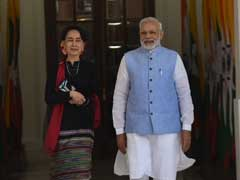 Aung San Suu Kyi Says India An Inspiration, Hails Indo-Myanmar Friendship