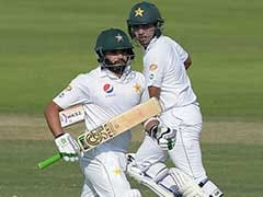 Pakistan Build Commanding Lead Over West Indies