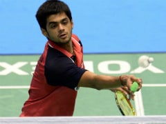 Shuttler B Sai Praneeth Knocked Out of French Open