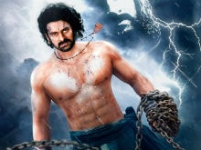 Baahubali 2's First Look Out. Prabhas Makes a Roaring Entry