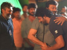 Viral: When Baahubali Prabhas And Superstar Chiranjeevi Met Like A Boss