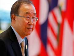 Ban Ki-Moon Returns to South Korea After Hinting At Presidency Run