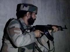 Baramulla: Terrorists Attack Army Camp, 1 Security Personnel Killed