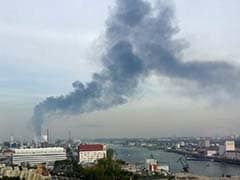 Several Missing, Injured In Explosion At Chemical Plant In Germany