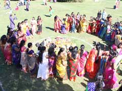 Bathukamma Event Enters Guinness Book of World Records
