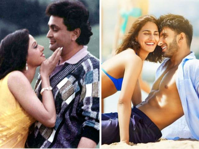 Team Befikre's Epic Comeback To Rishi Kapoor Calling Trailer 'Chandni 2016'
