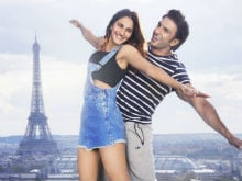 Ranveer Singh, Vaani Kapoor's Befikre Trailer to Launch at Eiffel Tower
