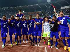 After Historic Win, Chhetri Says Bengaluru FC Played AFC Cup SF Without Pressure