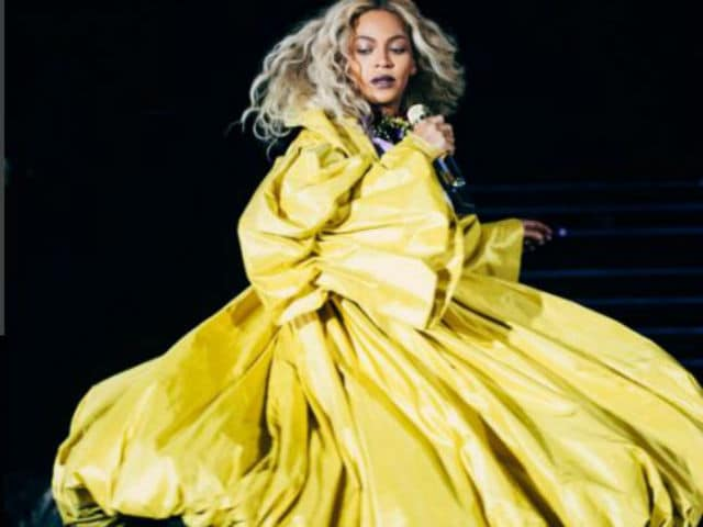 Beyonce Closes Tour With Surpise Guests