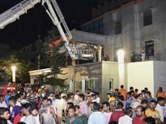 भुवनेश्वर : आग लगने से 21 लोगों की मौत के मामले में सम अस्पताल के मालिक गिरफ्तार