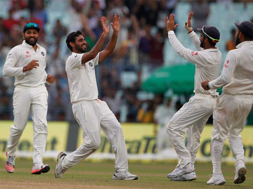 2nd Test: 'Bhuvneshwar Selected Due to Seam-Friendly Pitch at Eden'