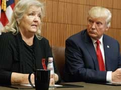 Donald Trump Appears With Bill Clinton Accusers Ahead Of Debate