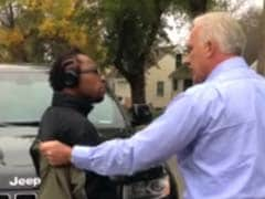 A Black Pedestrian Was Stopped By Police. A Bystander Recorded His 'Humiliating' Arrest.