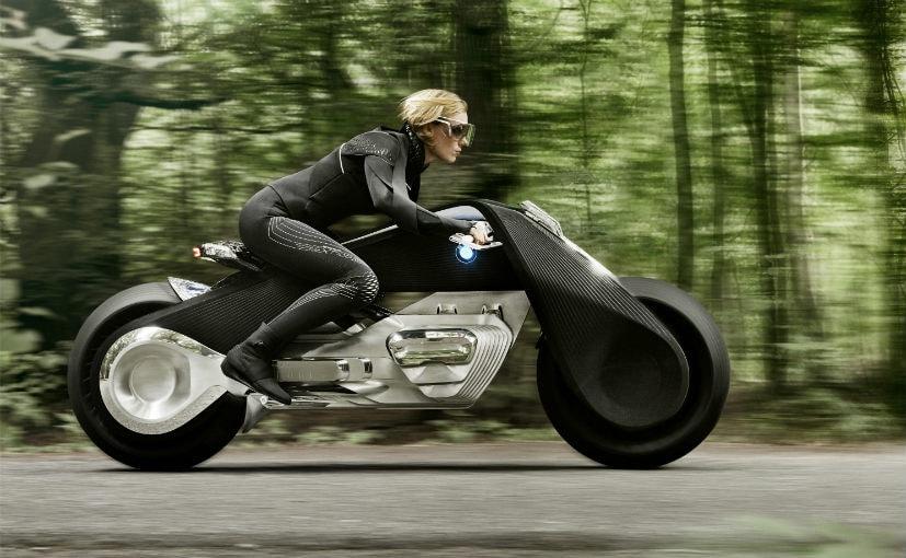 Resultado de imagen para BMW Motorrad Vision Next 100