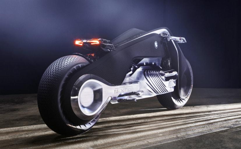 Resultado de imagen para BMW Motorrad Vision Next 100.