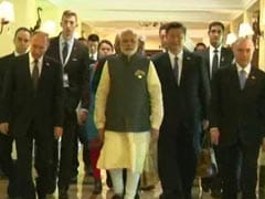 BRICS Summit: Russia Backs India On Terror, China Noncommittal On Masood Azhar