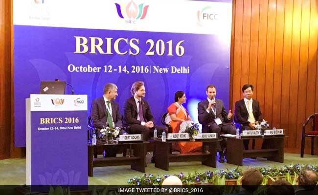 Russian companies at BRICS Trade Fair in New Delhi