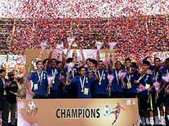 Brazil Crowned Champions of BRICS U-17 Football Cup