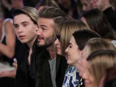 David Beckham's Underaged Son Brooklyn Caught Trying To Buy Alcohol