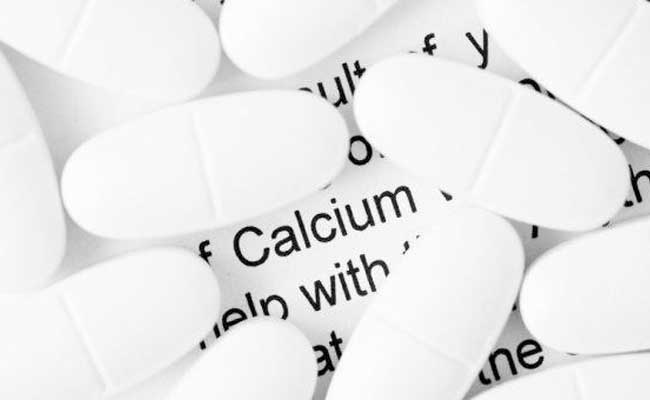 Calcium supplements may damage your heart