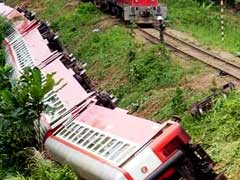 At Least 55 Killed In Cameroon Train Derailment: Report