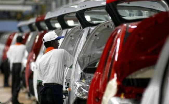 Car sales were up 4.8 per cent at 1,66,630 units as against 1,58,996 units in May last year.