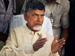 'Vote For Us, You Use Roads We Built,' Says Chandrababu Naidu