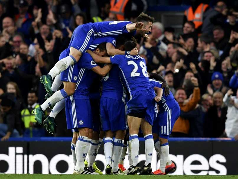 Chelsea Humiliate Manchester United on Jose Mourinho's Stamford Bridge Return