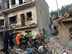 14 Killed, 147 Injured In Massive Explosion In China