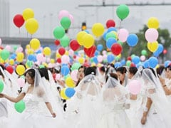 World's Largest Gathering Of Brides Sets Guinness Record