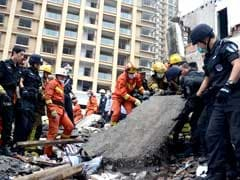 22 Killed In House Collapses In China's Zhejiang Province