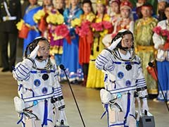 China Sends Astronauts Into Space For Longest Mission Yet