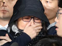Woman Accused Of Acting As South Korea's 'Shadow President' Has Been Detained