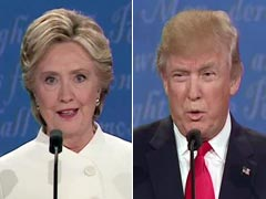 Hillary Clinton, Donald Trump Chase Last-Minute Support On US Election Eve