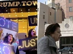 A Tale Of Two Campaign Headquarters: Clinton And Trump Offices Are Miles Away And Worlds Apart