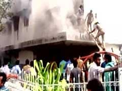 23-Year-Old Student Dead After Fire In Coimbatore Building
