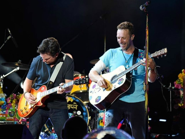 Coldplay's Global Citizen Concert to Raise Funds For Orphans