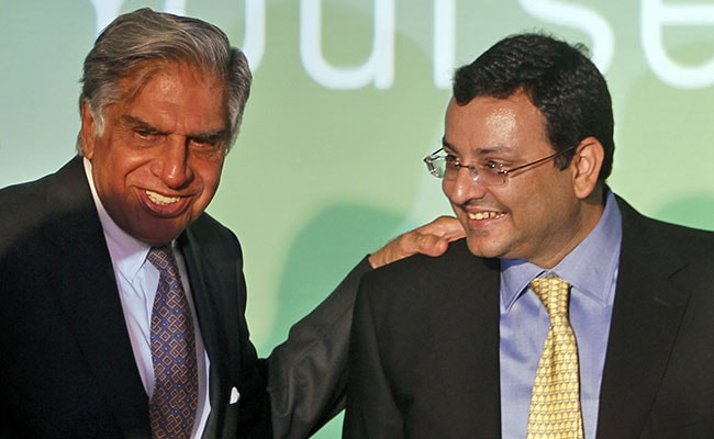 Cyrus Mistry was appointed as chairman of the Tata Sons board in December 2012, succeeding Ratan Tata.