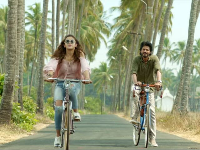 Dear Zindagi Take 2 Poster: Shah Rukh Khan, Alia Bhatt In 'Good Company'