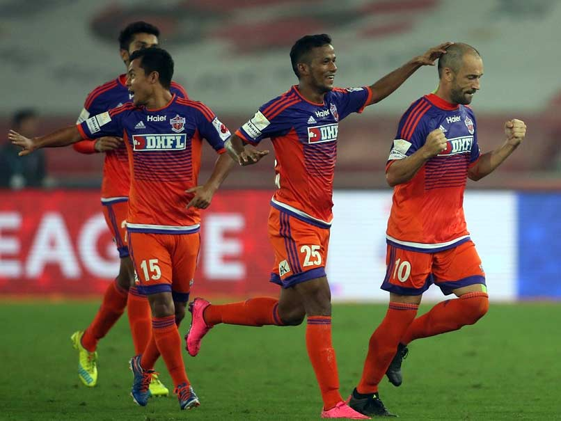 Delhi Dynamos Draw Again, This Time Against FC Pune City in ISL