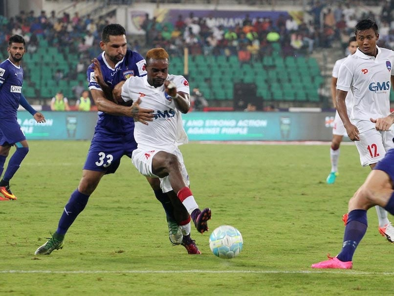 ISL 2016: Delhi Dynamos Seek to End 4-Match Winless Streak